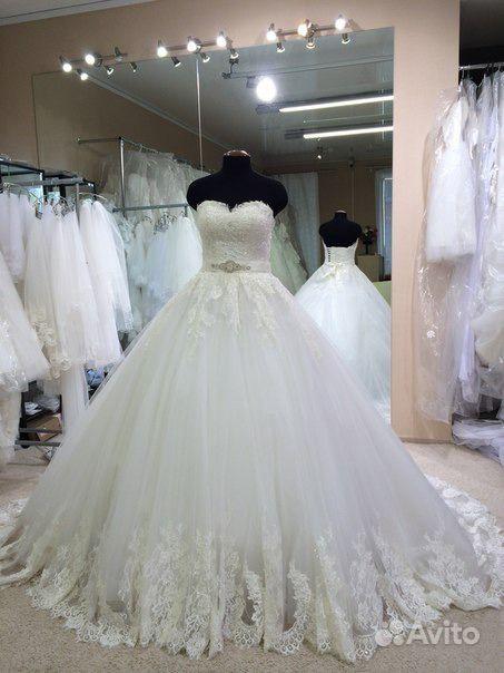 Объявление Прокат свадебных платьев (4 фотографии). Свадебное платье