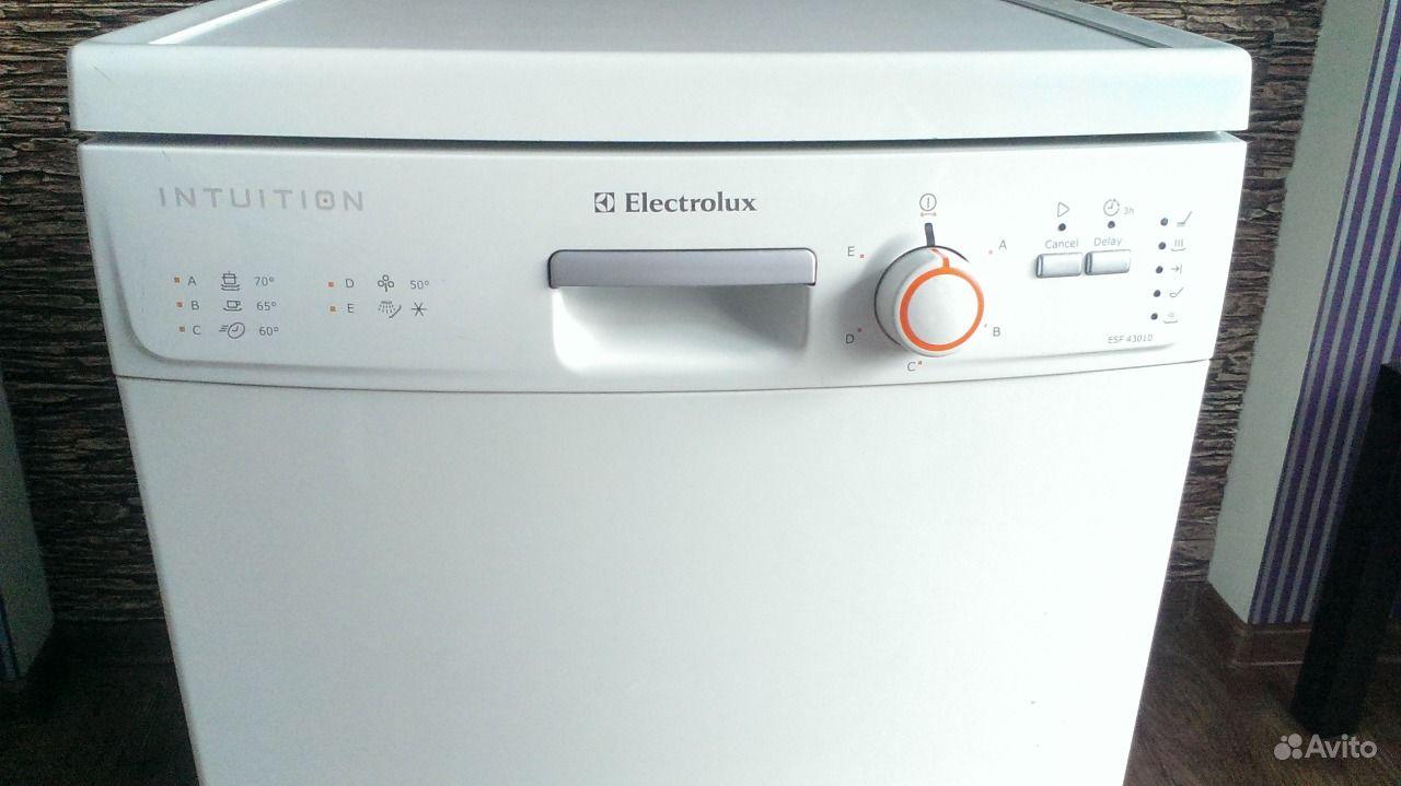 Посудомоечная машина электролюкс ремонт своими руками