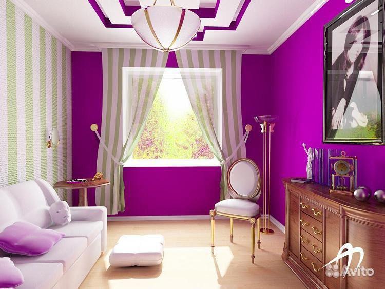 Ремонт маленькой комнаты своими руками фото