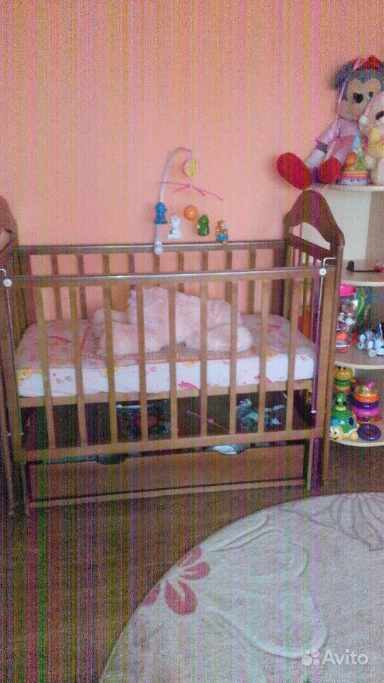 Продам детскую кроватку б у. Республика Хакассия,  Абакан