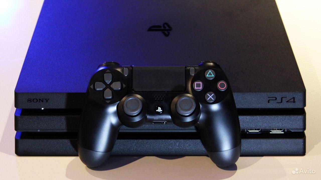 Sony Playstation 4 Pro 1TB. Тюменская область,  Тюмень