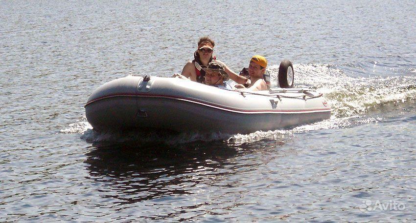 лодка баджер 390 спорт