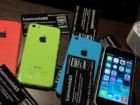 Новые iPhone 5c 16gb