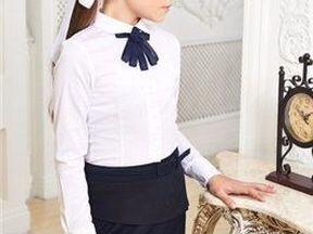 Блузки Для Школы Для Девочек В Красноярске