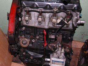 Двигатель контрактный Nissan Almera (Ниссан Альмера) вы