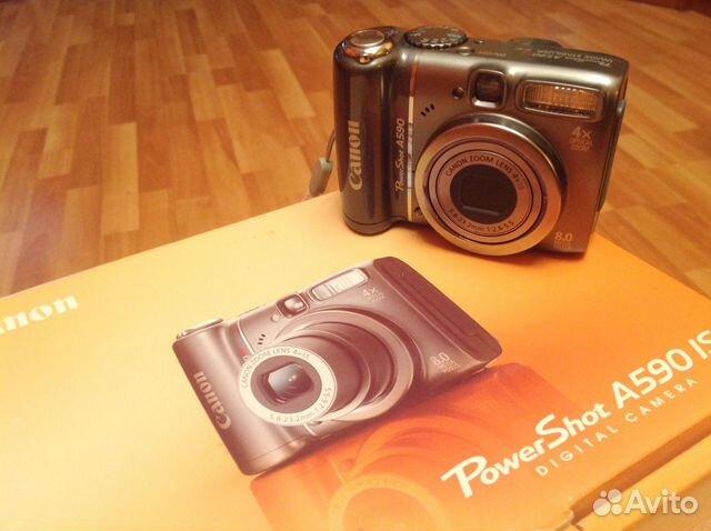 Инструкция По Применению Canon Powershot A590is