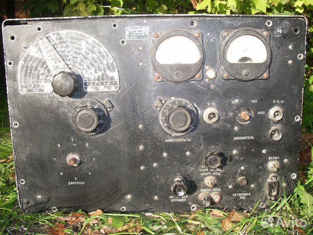 Ламповый генератор гсс-6