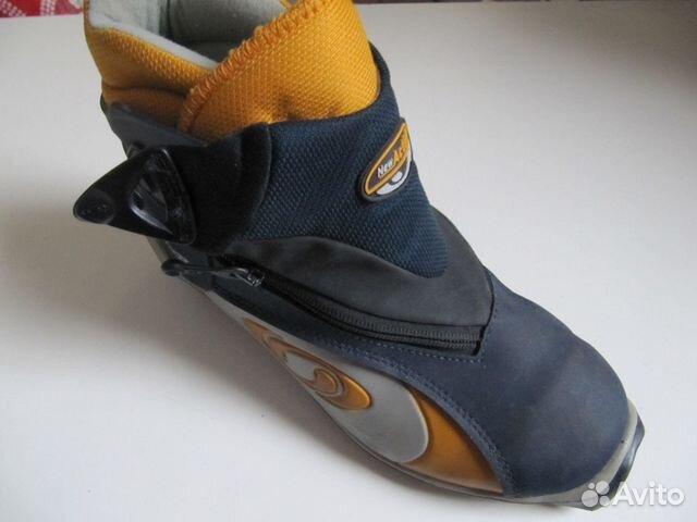 Salomon Combi Ботинки для беговых лыж Каталог Триал-Спорт