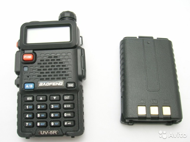 Baofeng UV-5R TP