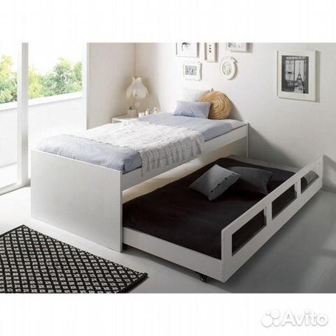 Выкатная кровать для детей