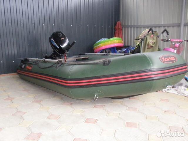 купить резиновую лодку с мотором бу в самаре на авито