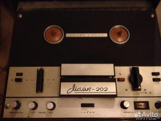 В продаже Катушечный магнитофон Маяк-202 по доступной цене c комментариями пользователей и описанием, продаю в Москва...