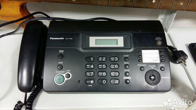 Инструкция Пользователя Для Телефона-Факса Panasonic Kx-Ft 934
