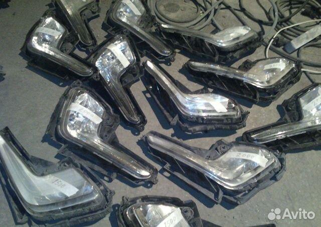 Купить фара противотуманная Nissan Оптика - туманка