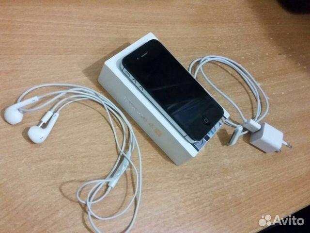 Мобильный телефон Apple iPhone 4S White 32 Гб - купить