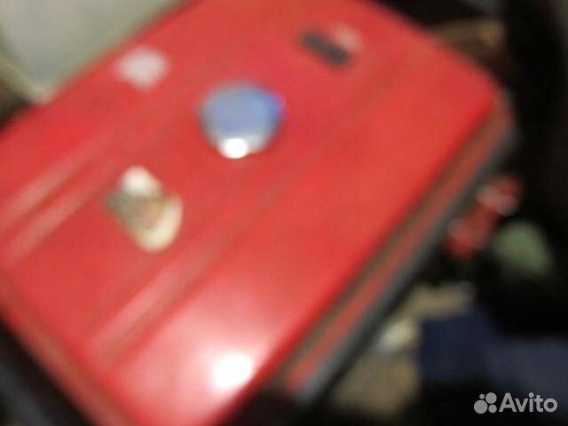 Генератор бензиновый redverg rd5500b бензиновый