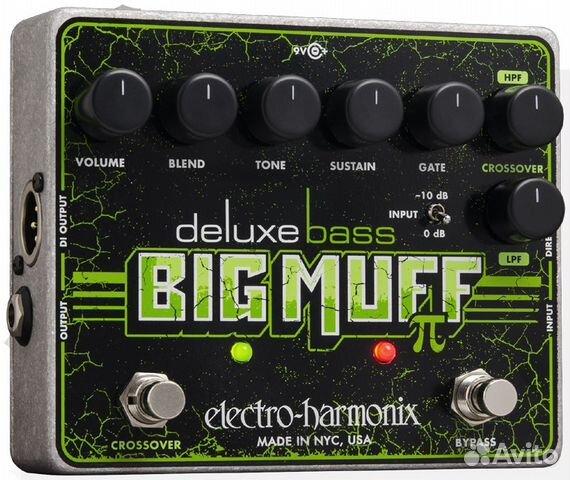 Deluxe Bass Big Muff pi купить 1