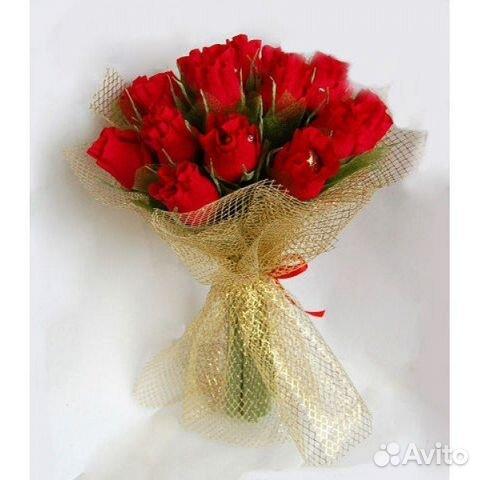 Букеты с конфет из роз своими руками