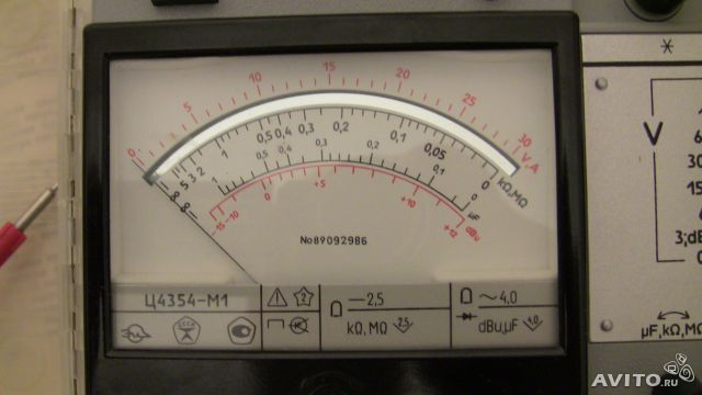 Ц4354-М1 Прибор