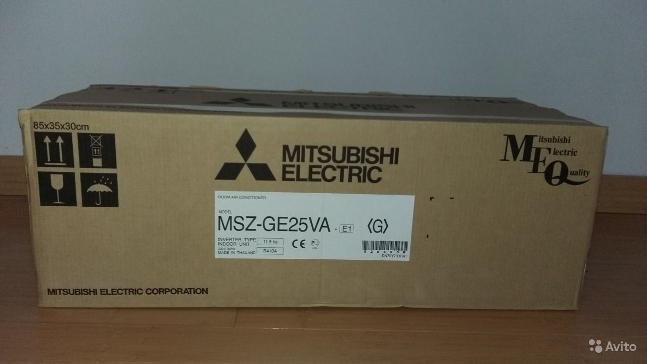 инструкция mitsubishi electric msz-gc