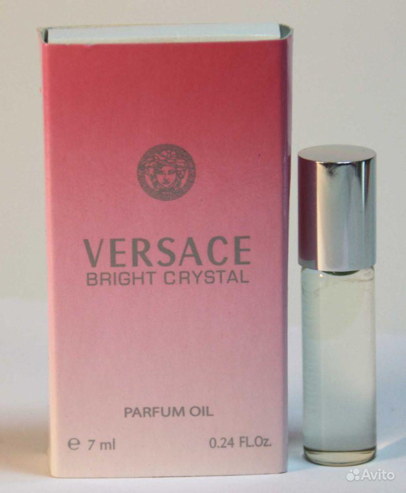 Масляные духи Versace Bright Crystal 7ml купить в Москве на Avito