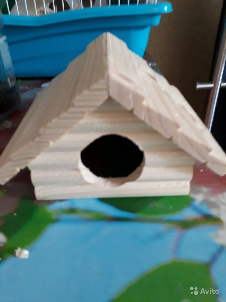 Домик для грызунов