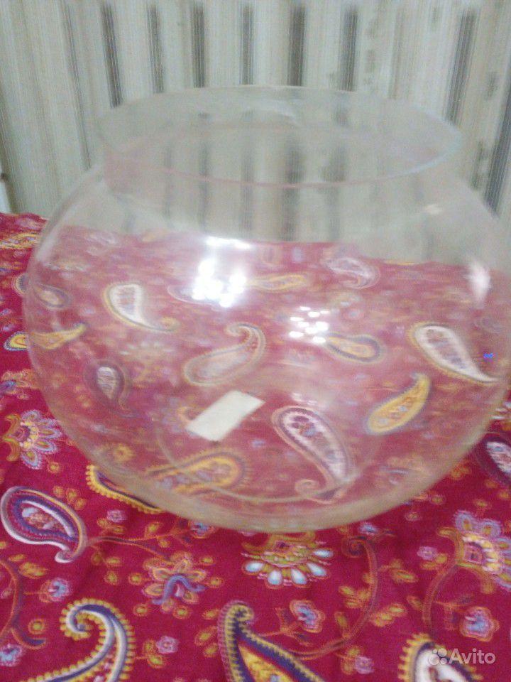 Круглый аквариум купить на Зозу.ру - фотография № 2