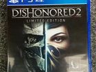 Dishonored 2 Limited Edition PS4
