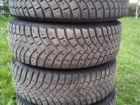 Б/у покрышки 195/65 R15 Michelin X-Ice North