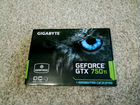 Gigabyte geforce gtx 750ti 4gb