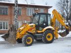 Аренда экскаватра JCB 3CX super