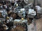 Renault Запчасти Двигателя Мотора б\у оригина Рено
