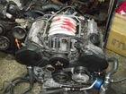 Контрактный двигатель BVZ