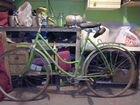 Велосипед взрослый старого образца