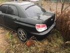 Subaru Impreza 1.5МТ, 2007, битый, 170000км объявление продам