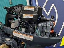 Лодочный мотор yamaha 9.9 GMH 2 тактный витрина