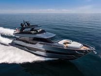 Моторная яхта Сranchi Settantotto 78