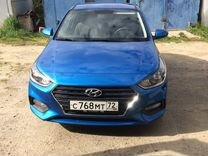 Hyundai Solaris, 2017 г., Тюмень