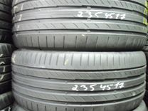 235 45 17 Continental SportContact 5 4шт
