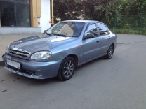 Chevrolet Lanos, 2007 г., Челябинск