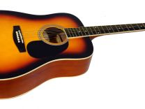 Гитара Colombo LF-3800CT Sunburst