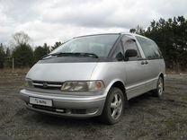 Toyota Estima, 1999 г., Новокузнецк