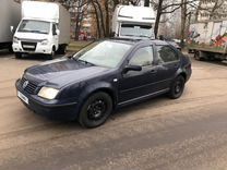 Volkswagen Bora, 2002 — Автомобили в Москве