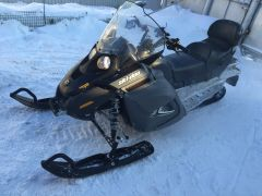 Bombardier Ski-doo BRP expedition sport 550f