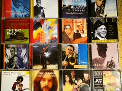 CD - Jazz, Rock, Blues - USA