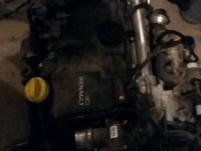 Двигатель дизель рено дастер