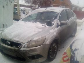 Разбор Ford Focus 2 2009 год Форд Фокус