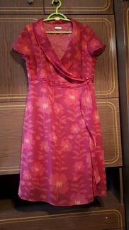 Платье с запахом объявление продам