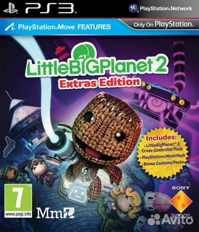 Игру Littlebigplanet 2