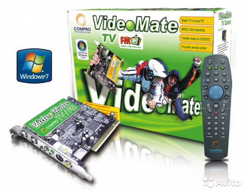 Compro VideoMate TV FM M300F